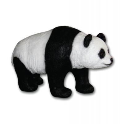 Panda grandeur nature
