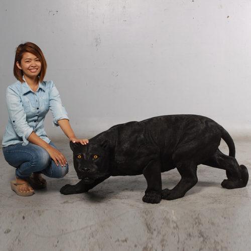Panthère noire 150002 nlcdeco nlc deco