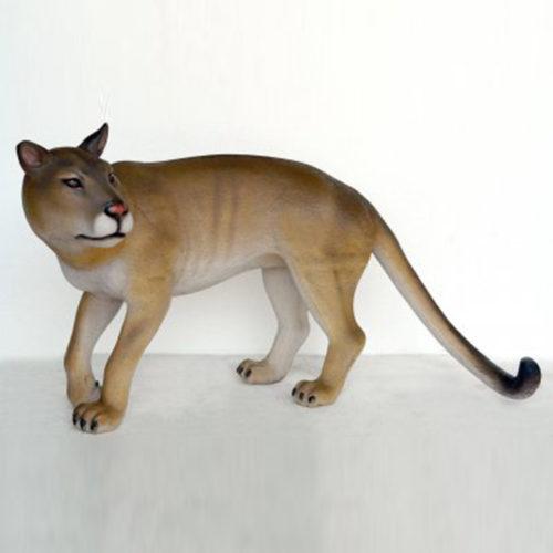 Puma animaux en résine nlcdéco deco