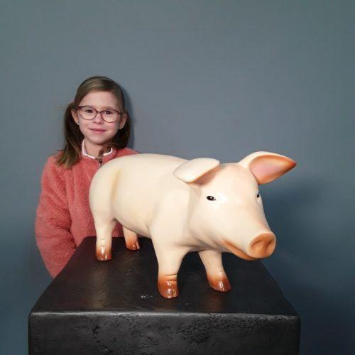 Statue Cochon nlcdeco