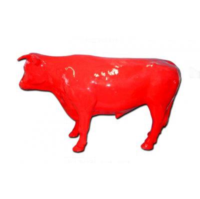 Taureau rouge