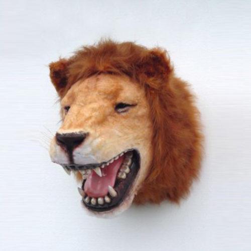 Trophée-Lion nlc deco NLC déco