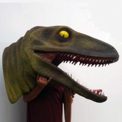 Trophée-T-Rex nlcdeco NLCDECO