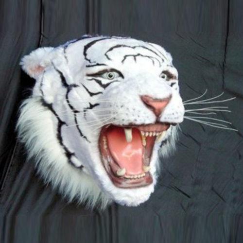 Trophée-Tigre-blanc nlcdéco NLC DECO