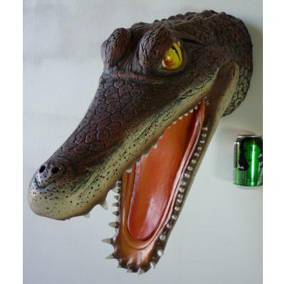 Trophée Alligator