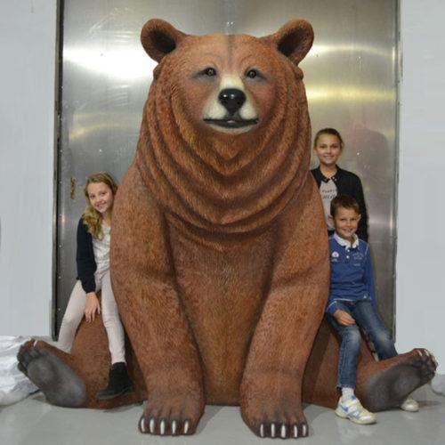 ours geant en resine bear giant resine nlcdeco