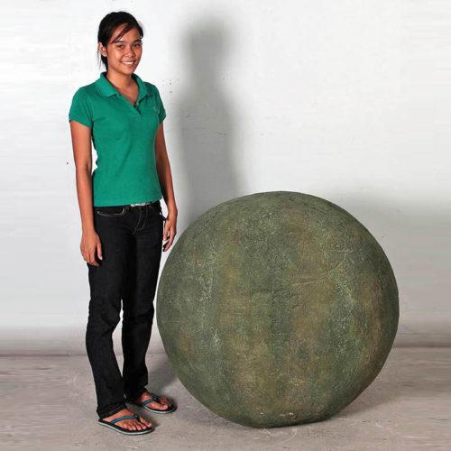 Boule pierre Maya ! NLC DECO