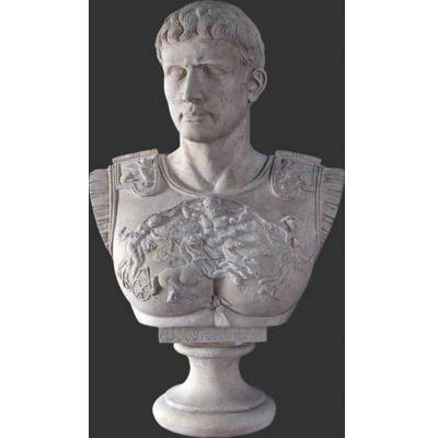 Buste Auguste César