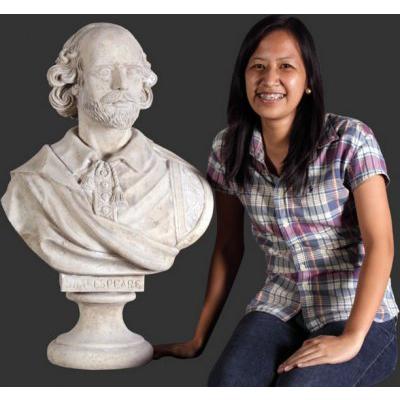 Buste Shakespeare
