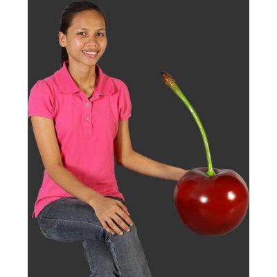Cerise rouge
