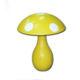 Champignon magique jaune