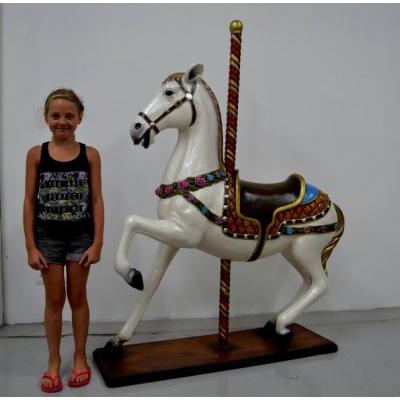 Cheval de carrousel