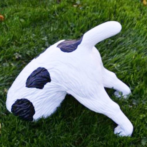 Chien-qui-creuse chien resine deco déco nlc deco déco animaux