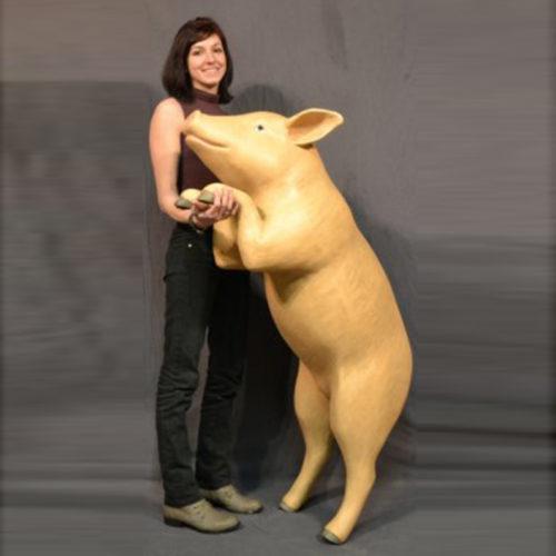 Cochon curieux NLC DECO