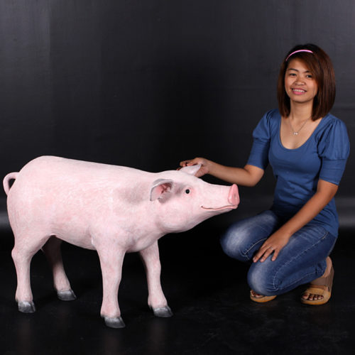 Cochon rose 140083 nlcdeco nlc deco