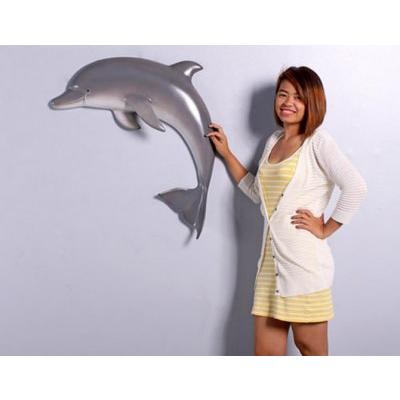 Décor mural dauphin