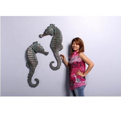 Décor mural Hippocampe GM