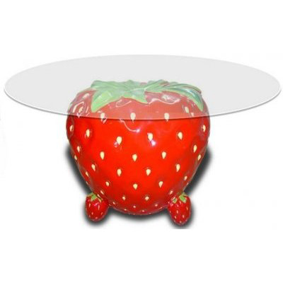 Fraise table basse