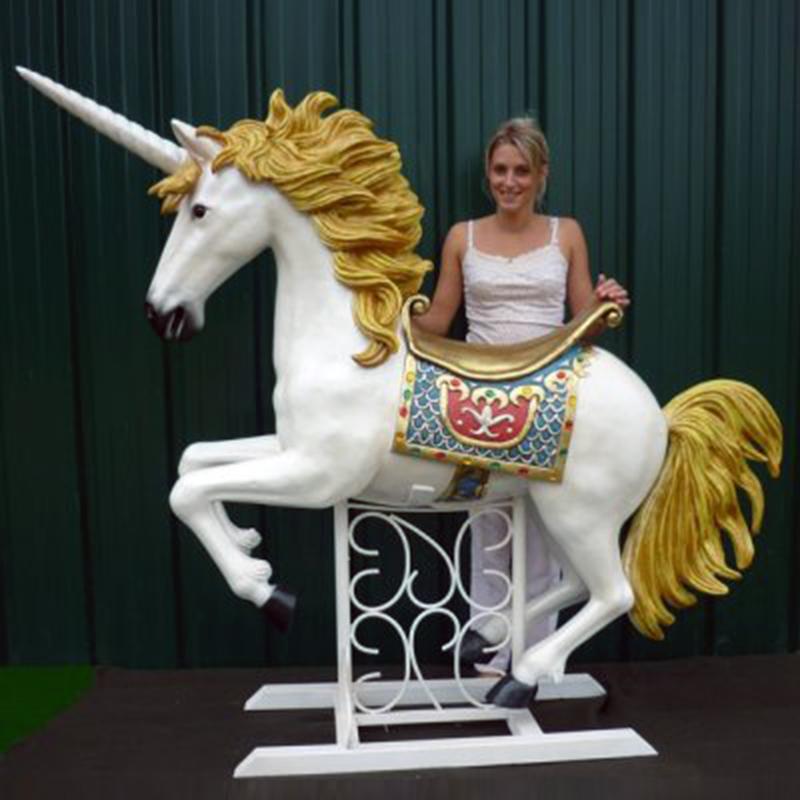 Licorne-de-manège