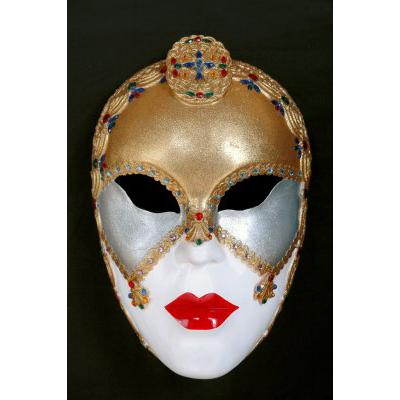 Masque vénitien femme