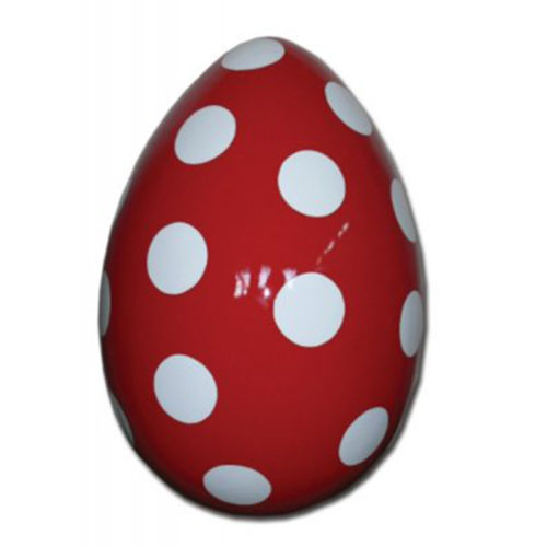 Oeuf-rouge nlc déco NLC DECO paques noel chocolat