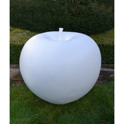 Pomme géante blanche