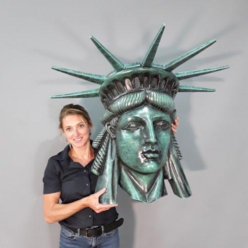 Statue de la liberté décor mural nlcdeco