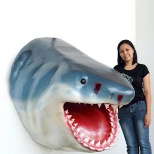 Tête-de-requin-XXL nlc deco