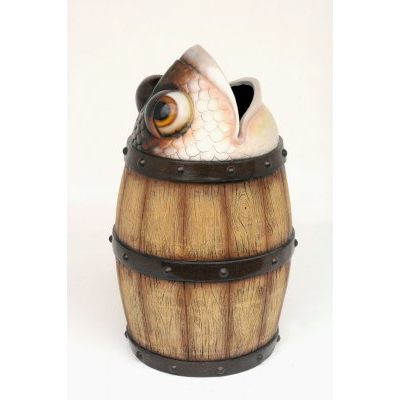 Tonneau poisson