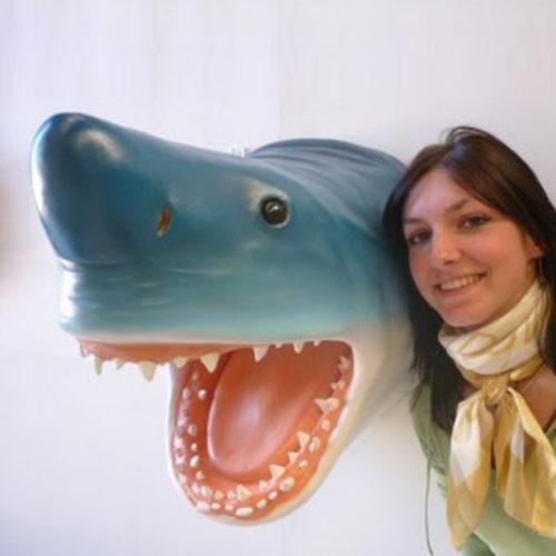 Trophée-de-requin nlc déco nlc deco