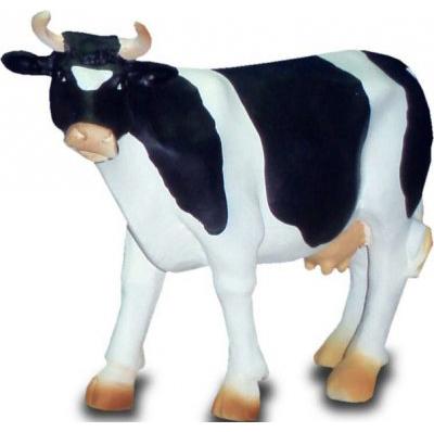 Vache TPM noir et blanc
