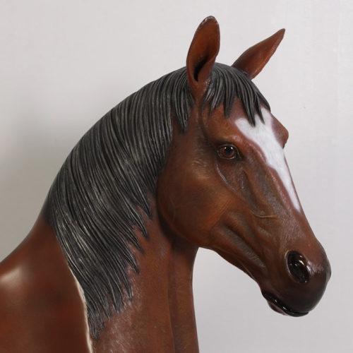 banc cheval 130004 nlcdeco nlc deco