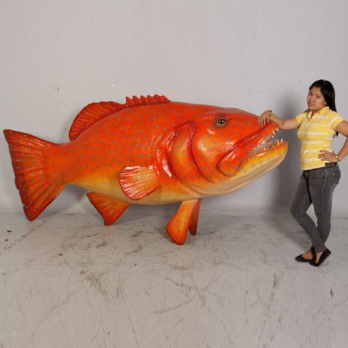 poisson corail geant 120045 nlcdeco nlc deco
