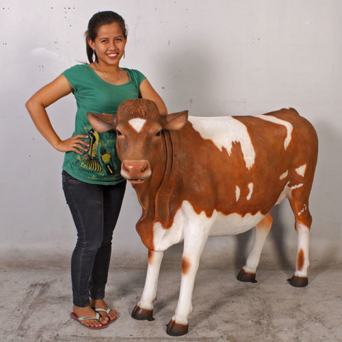 vache guernesey 120003 nlcdeco nlc deco