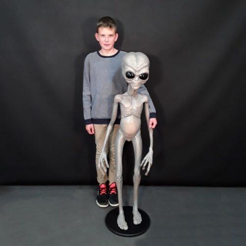 Alien zétan extraterrestre nlcdeco