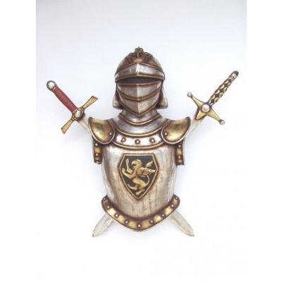 Armure épées