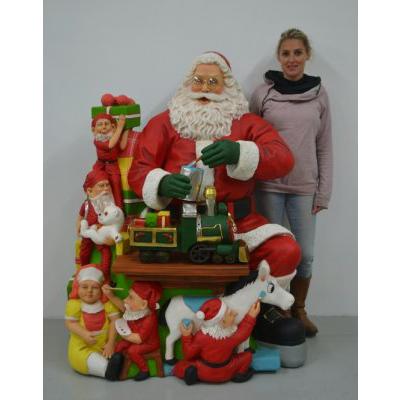 Atelier du Père Noël