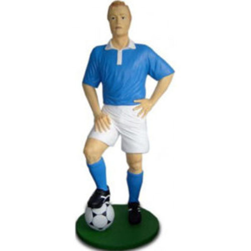 Footballeur joueur de foot nlcdeco