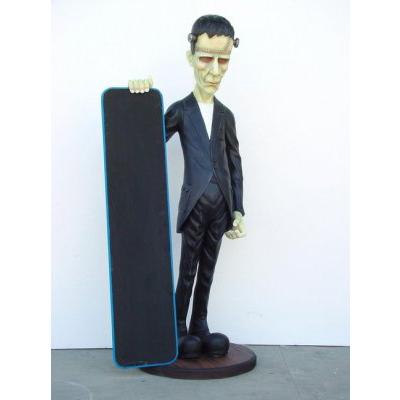 Frankenstein menu