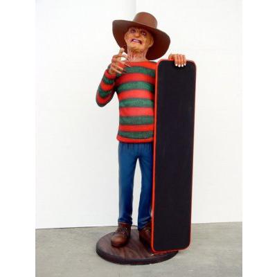 Freddy menu