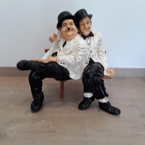 Laurel et Hardy nlcdeco