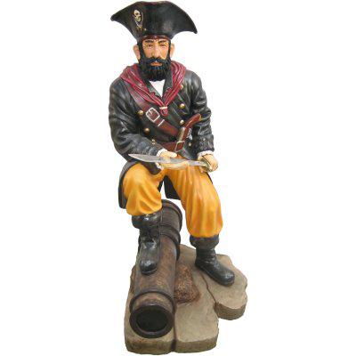 Pirate sur canon