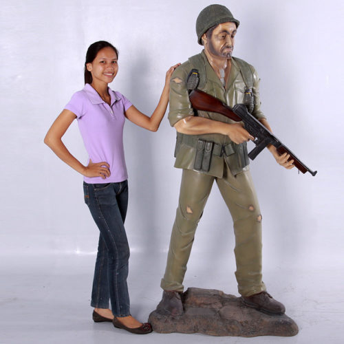 Soldat 2e Guerre Mondiale NLC DECO