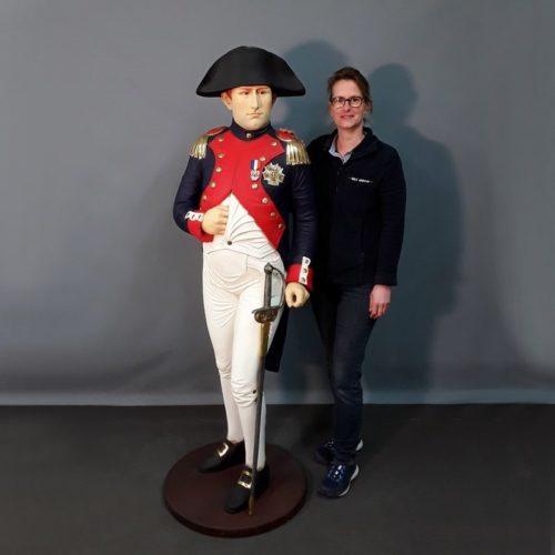 Statue Napoléon Bonaparte nlcdeco