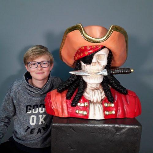 Tête de pirate nlcdeco