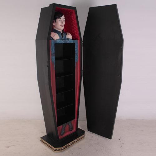 Vampire dans cercueil NLC DECO
