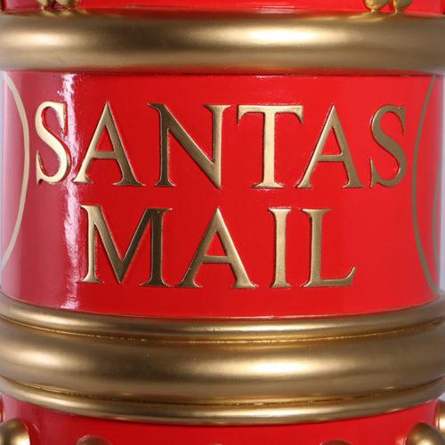 Boîte aux lettre Noël