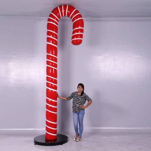 Canne à sucre géante 374 cm