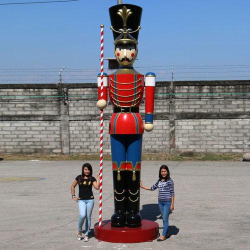 Casse noisette géant bâton 487 cm