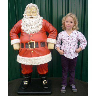 Père Noël mains côtés PM